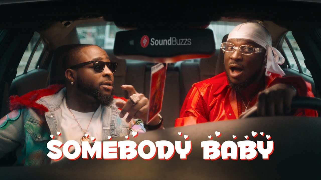Download Peruzzi - Somebody Baby feat. Davido (Official Video)
