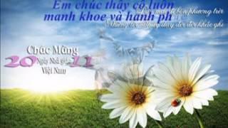 CHUC MUNG NGAY NHA GIAO VIET NAM _ ASIAN.