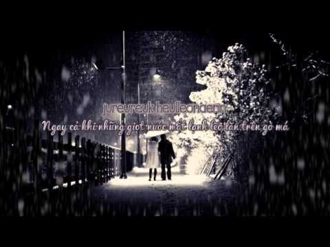 [Lyrics + Vietsub] Snow Of April - Huh Gak