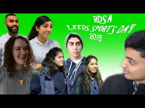 INTERVIEWS// BDSA - 'Leeds Sports Day'