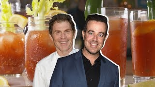 Bobby Flay Vs. Carson Daly: Whose Bloody Mary Is Better?
