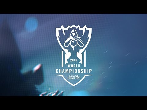 Worlds 2016 Çeyrek Finaller - SK Telecom T1 vs Royal Never Give Up