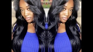 Long Hair Don't Care | Zury Sis Clover Lace Front Wig Review
