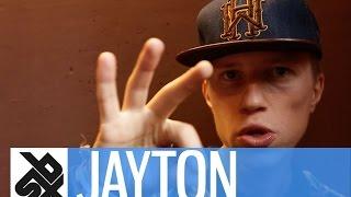 JAYTON  |  Russian Beatbox Machine - Balshaia Russkaia Mashina