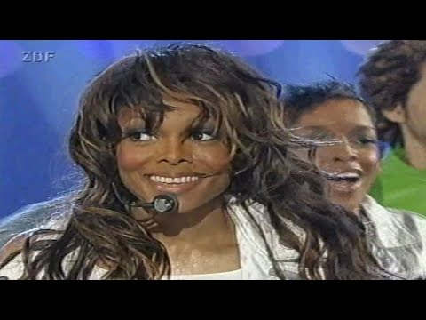 Janet Jackson - All For You • Live ZDF (Rare) ᴴᴰ