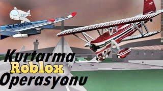 Operation Roblox Rescue - Crazy Pilots