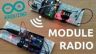 Comment TRANSMETTRE un SIGNAL avec un Module RF - Créer sa VOITURE RC
