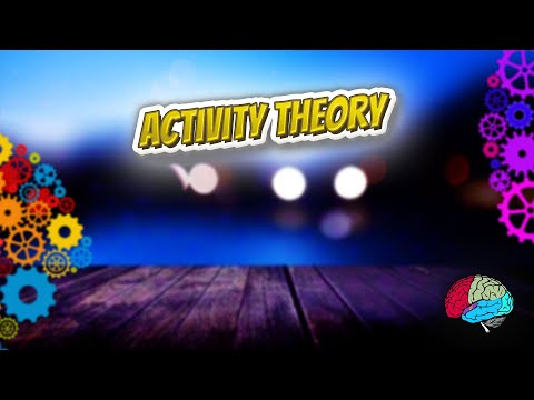 Activity theory - Know It ALL 🔊✅