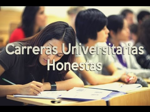 Carreras Universitarias Honestas