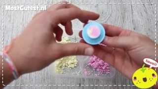 Japans Snoep: Juu-c Banana Peach Diy Candy Kit - Popin Cookin Mostcutest.nl