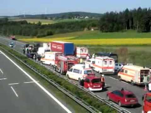 Unfall Münchberg