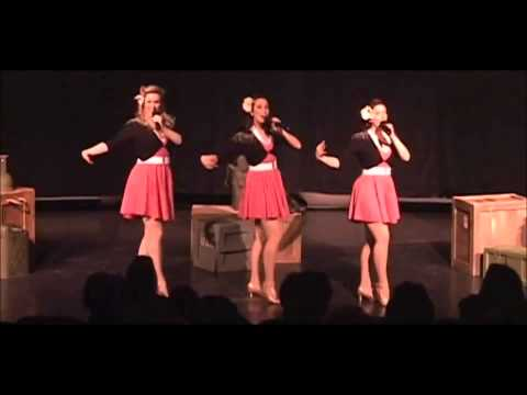 The Manhattan Dolls Sentimental Journey, Music from the 30s 40s