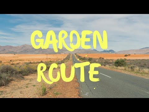 SOUTH AFRICA || Here we are on the GARDEN ROUTE