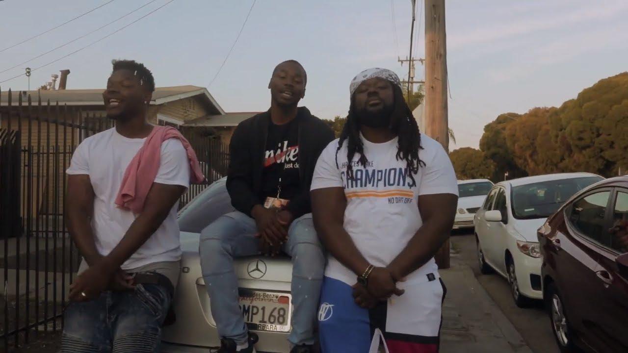 City P aka SupaStar City ft. Trigga Mann - Ray Day (Music Video) || Dir.  Donjae [New 2019]