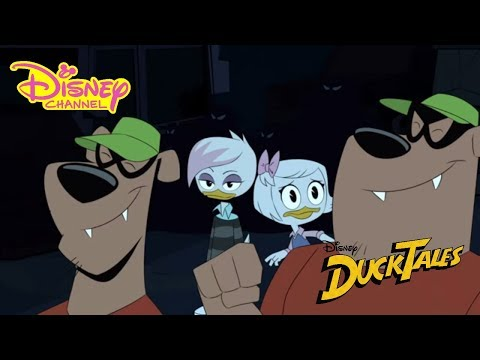 DuckTales | The Beagle Birthday Massacre | Clip