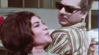 Tu Mera Jo Nahi - Asha Bhosle, Shashikala, Bheegi Raat Song
