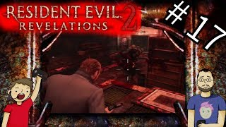 Resident Evil: Revelations 2 (Co-op) Part #17: Boss rush of horror