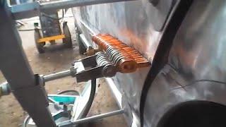 Ремонт дверей и крыла.  1 часть  ВАЗ-1118 Калина.