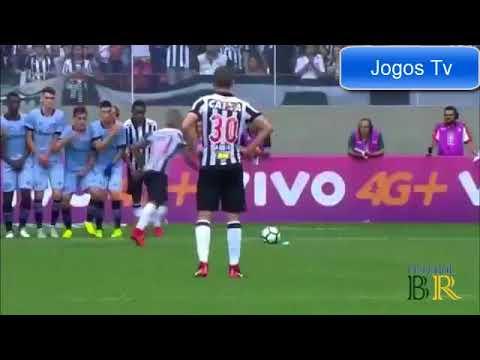 Atlético MG 4 x 3 Grêmio - Melhores Momentos e Gols - 03/12/2017