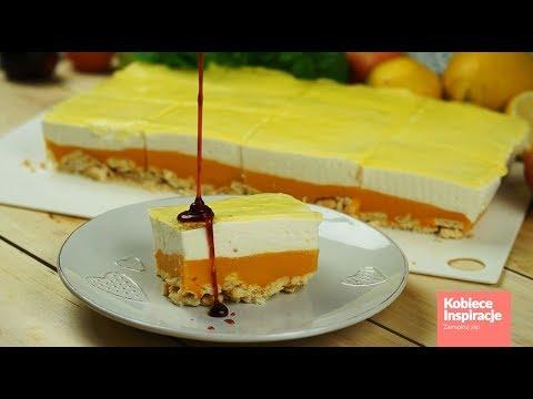 Ciasto Kubus Bez Pieczenia Youtube