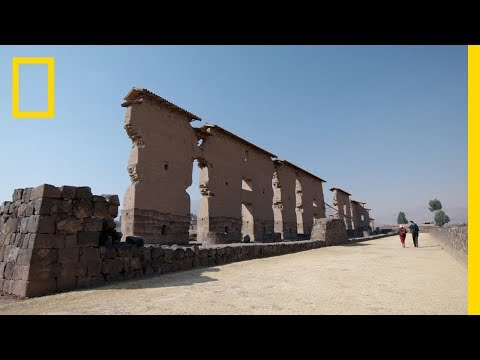 Uncovering Ancient Incan History   Lost Cities With Albert Lin