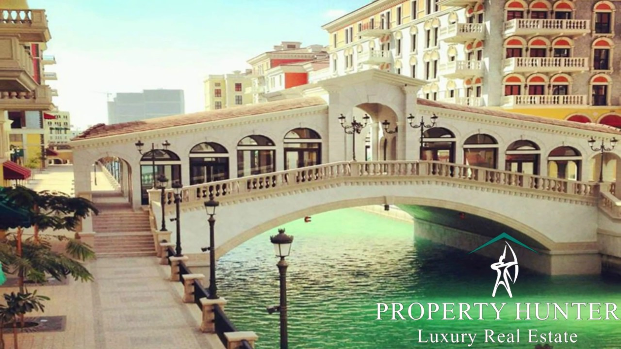Apartment For Rent At The Pearl Qatar Qanat Quartier Doha Ref 5392 By Property Hunter