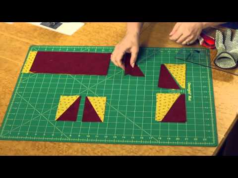 Sew Easy: Split Rectangle Units - Perfect Units Every Time