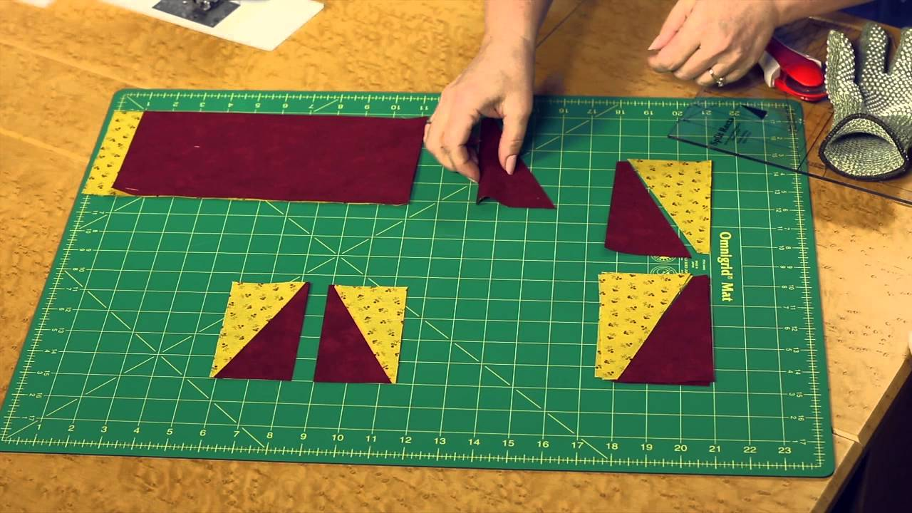 Sew Easy Split Rectangle Units Perfect Units Every Time