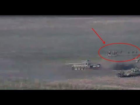 Թշնամին շուրջ 50 զինտեխնիկա է կենտրոնացրել և մեծ թվով զորք կուտակել