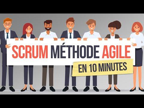 SCRUM La méthode agile en 10 minutes (Projet agile)