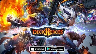 Deck Heroes Android Gameplay (HD)