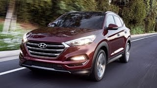 2016 Hyundai Tucson Review Rendered Price Specs Release Date