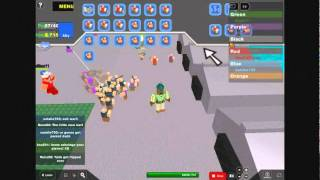 Roblox-The little men (War)
