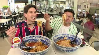 BIKIN LAPER - Wah Enak Banget Mie Legend Dengan Mangkok Jumbo Di Legend Kitchen (21/8/19) Part 1