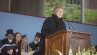 Video Harvard President Drew Gilpin Faust Address | Harvard Commencement 2017 download MP3, 3GP, MP4, WEBM, AVI, FLV Agustus 2018