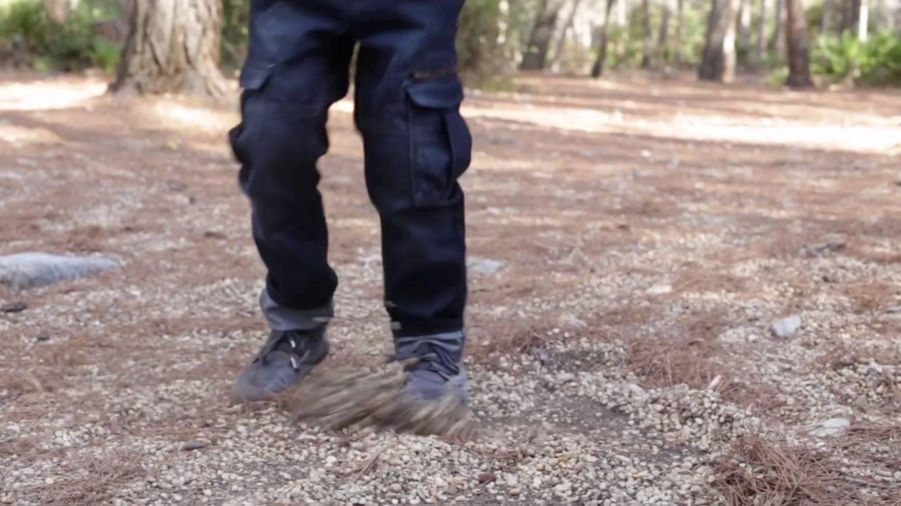 9e6cd3d1b4d8d Botas para niño forradas con pelito Invierno - Calzado infantil online de  calidad - YouTube
