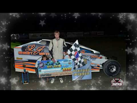 AUDIO: Jordn Justice Moving to Small Block Modifieds in 2018