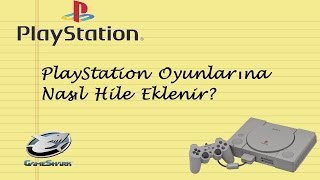 PlayStation Oyunları Hile Aparatı (GameShark Klonu)