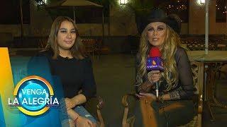 ¡La Chicuela en exclusiva con Valentina Elizalde y su mamá Azucena Avilés!! | Venga La Alegría