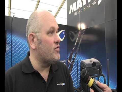 Ricky Teale At The Big One 2012 - Angling And Fishing Shows
