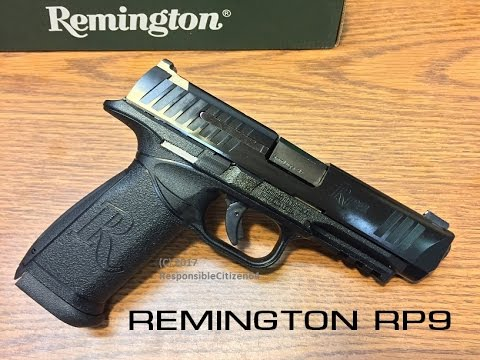 """Remington RP9 review - """"So What?"""""""