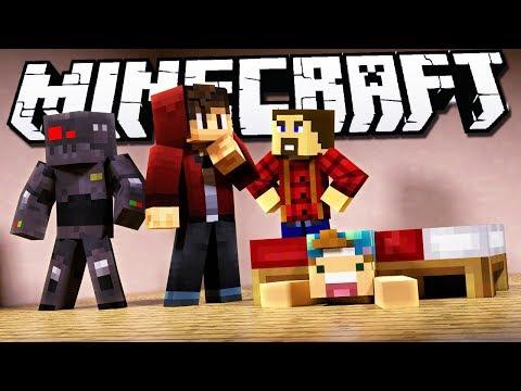 THE BEST HIDING SPOT EVER! | Minecraft Hide & Seek