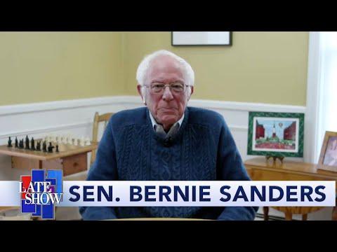 Sen. Sanders: To Defeat Trump, Joe Biden Has To Bring New People Into His Political World