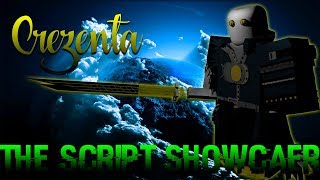 Roblox Script Showcase Episode#768/Crescenzo Bladed Entity