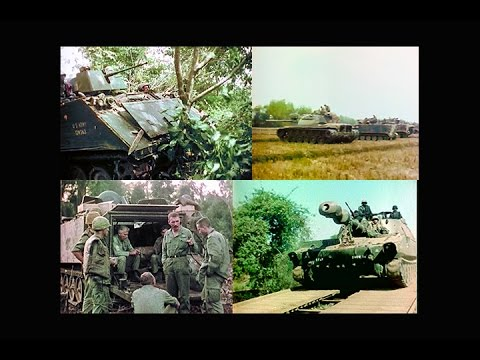 The 11th Armored Cavalry Regiment in Vietnam (Restored Color)