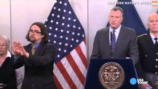 New York Mayor: