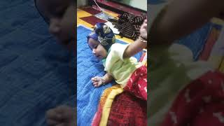 Baby funny moments