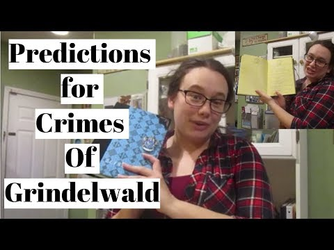 ⚡Crimes of Grindelwald Predictions day 1968