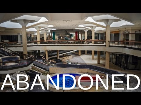 Abandoned - Randall Park Mall