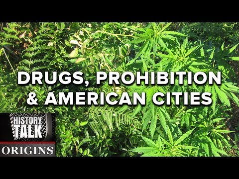 Hooked: Drugs, Prohibition, and American Cities (a History Talk podcast)